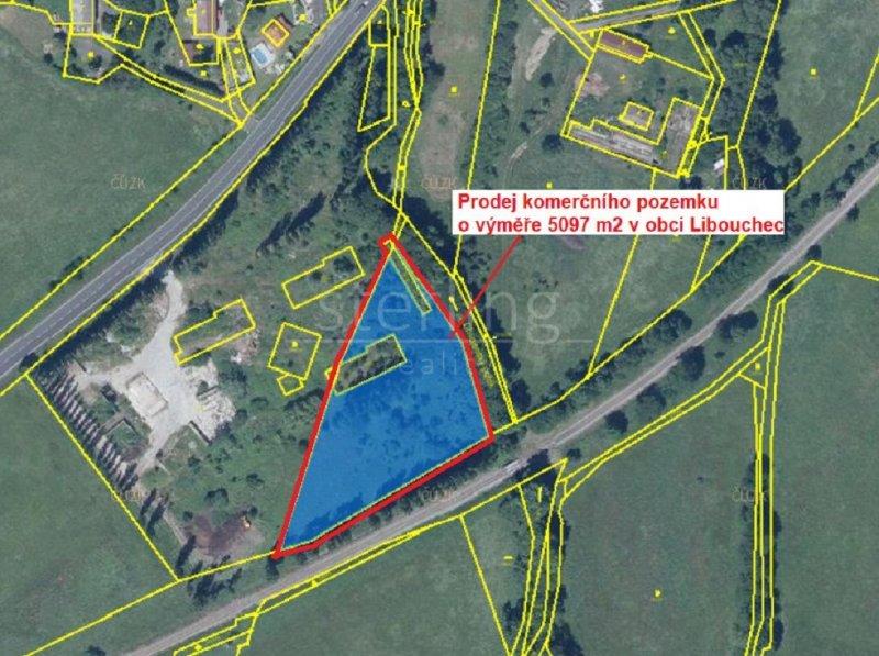 Prodej Pozemek Libouchec