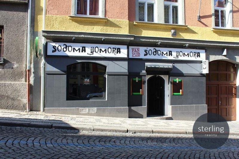 Pronájem Komerce Praha